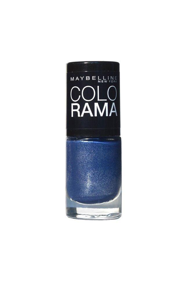 Maybelline Colorama, Raw Denim lue
