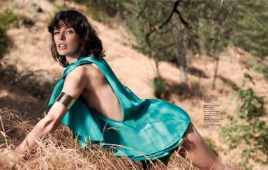 Milla Jovovich by Eric Guillemain for Elle Ukraine July 2013Milla Jovovich by Eric Guillemain for Elle Ukraine July 2013