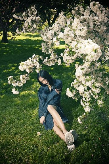 Never Underdressed Magazine June 2013 : Sakura Sakura
