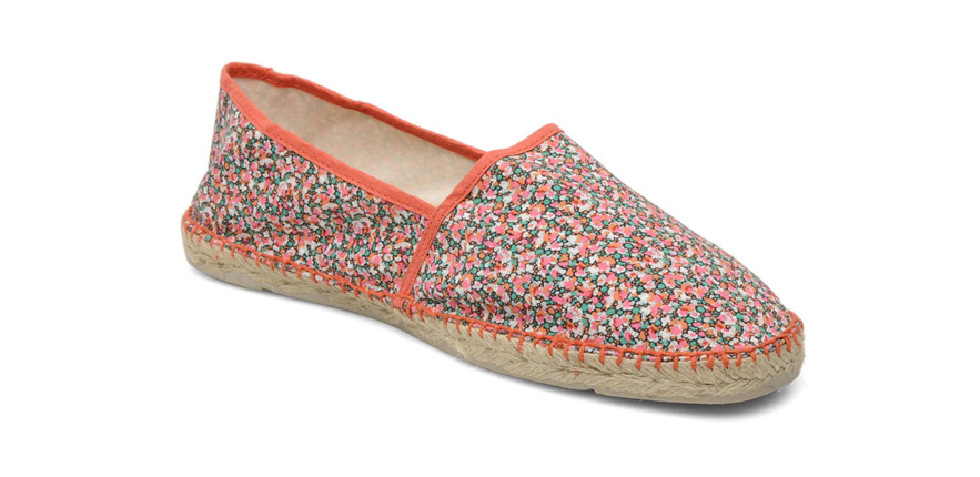 Pare Gabia Cotton and rope Liberty espadrilles, €39
