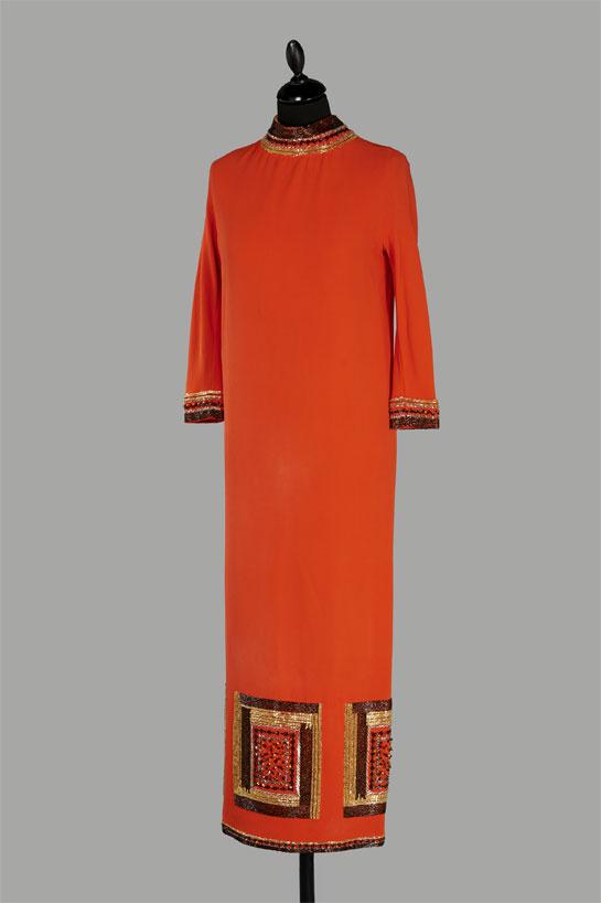 Pierre Cardin haute couture, 1966