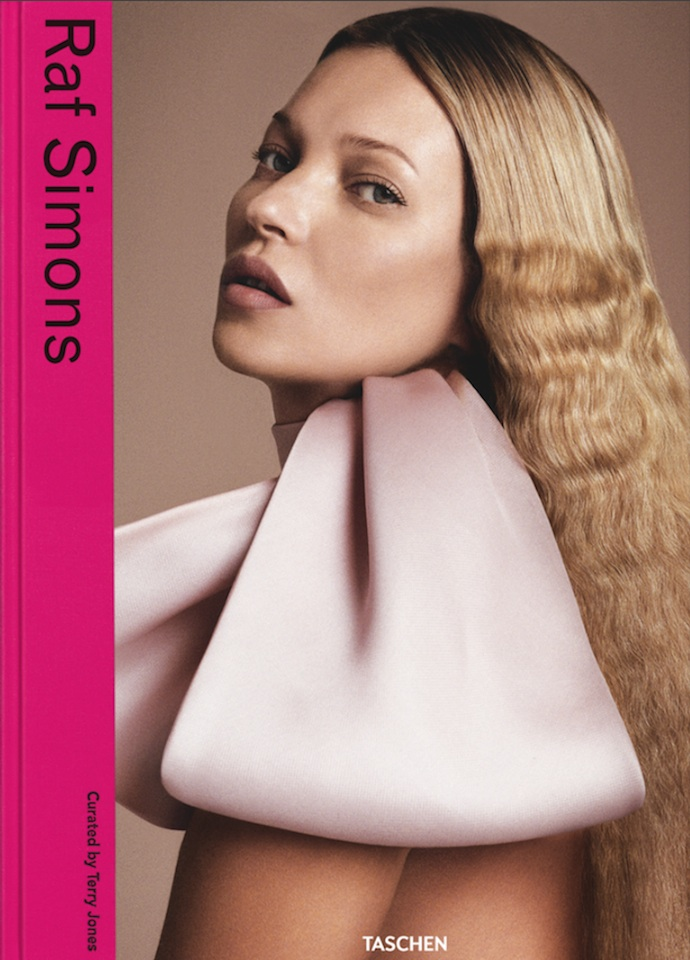 Raf Simons by i-D magazine and Taschen