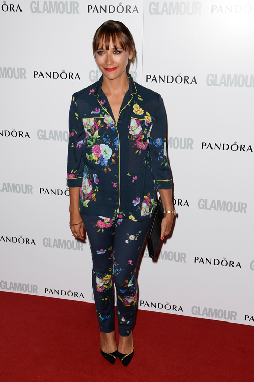 Rashida Jones attends Glamour Women of the Year Awards 2013 at Berkeley Square Gardens on June 4, 2013 in London, England.  (Photo by Gareth Cattermole/Getty Images)