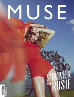Rosie Huntington-Whiteley by Guy Aroch for Muse Summer 2013