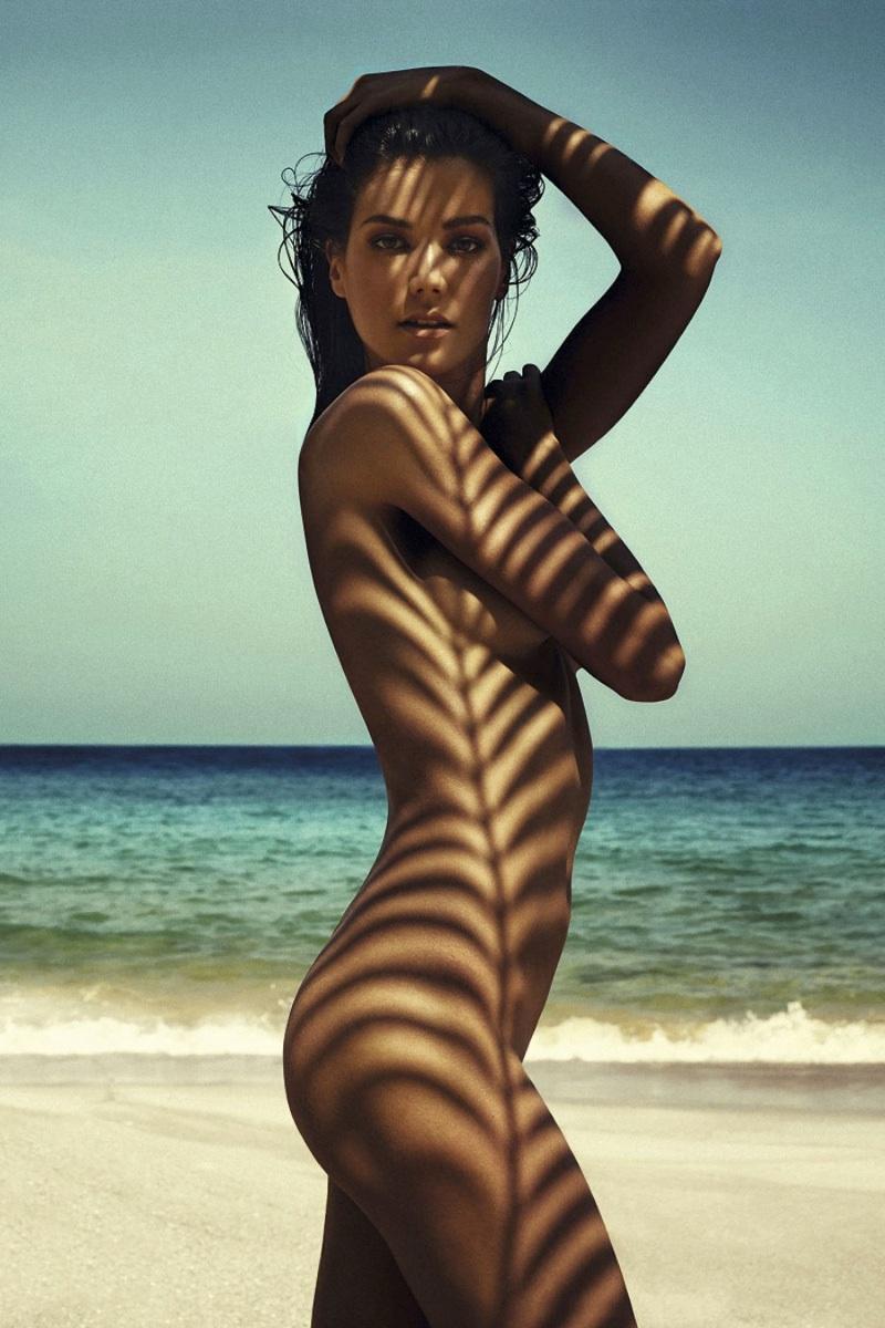 Sheila Marquez By Alvaro Beamud Cortes For S Moda 1St June 2013