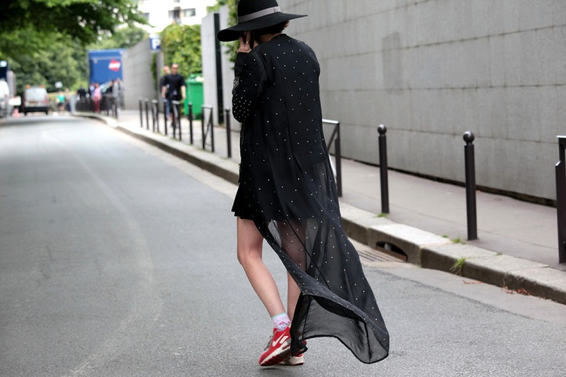 Street Style at Paris Menswear June 2013  Photos by Stefano Coletti