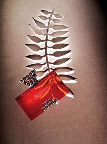 Judith Leiber  Exotic Coral is a fascinating new oriental, fruity, floral fragrance. Like the brilliant and magical stone, Exotic Coral evokes beauty and charm. 2.5 oz. $175.