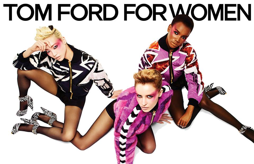 Tom Ford For Women Fall/Winter 2013-2014 Ad Campaign