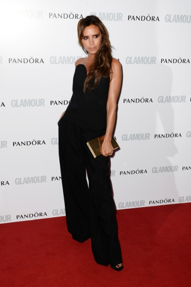 Victoria Beckham attends Glamour Women of the Year Awards 2013 at Berkeley Square Gardens on June 4, 2013 in London, England.  (Photo by Gareth Cattermole/Getty Images)
