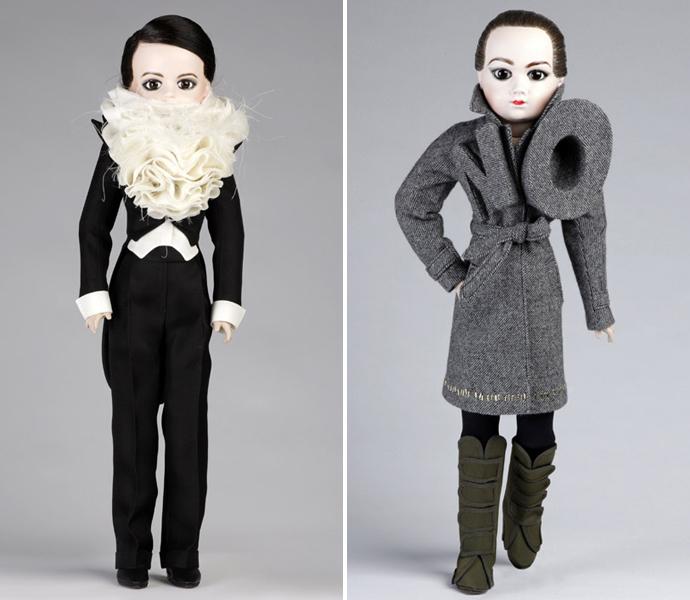 Viktor & Rolf Dolls (Image- Peter Stigter)