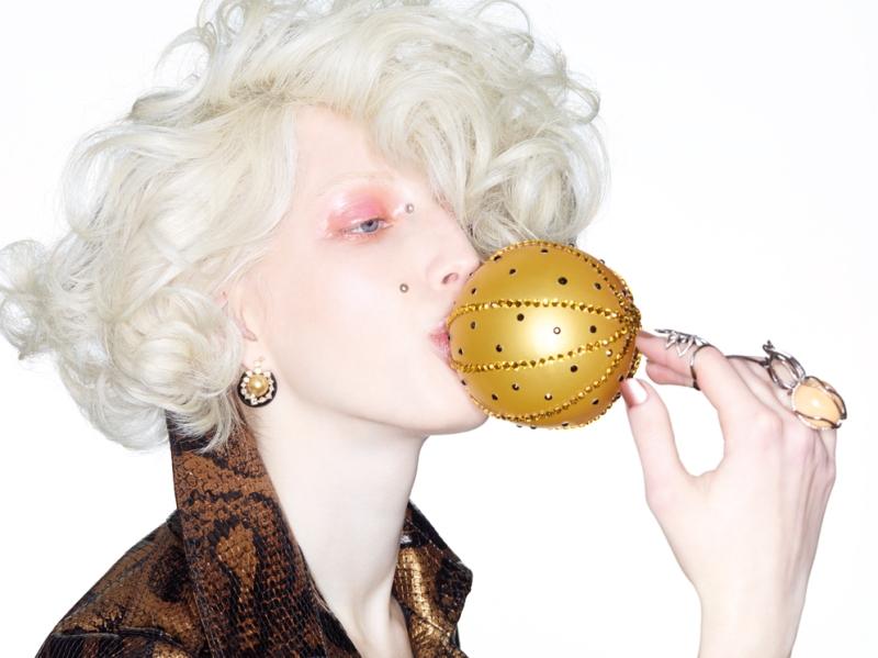 Vogue Gioiello May 2013 - Pearl Bubbles