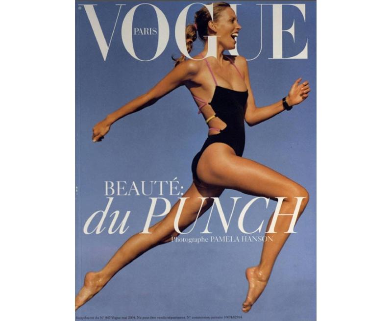 Vogue Paris Beauty Supplement May 2004 by Pamela Hanson
