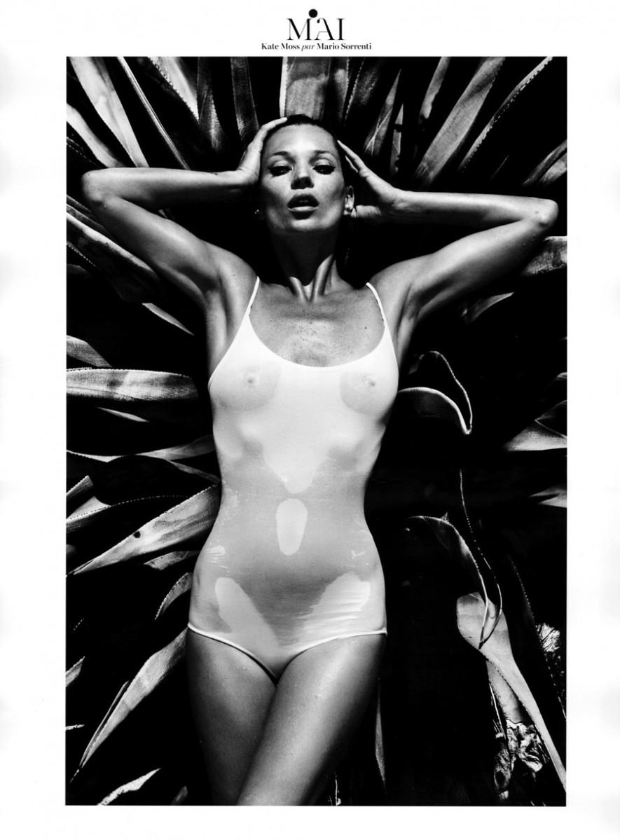 Vogue Paris Supermodel Calendar 2013