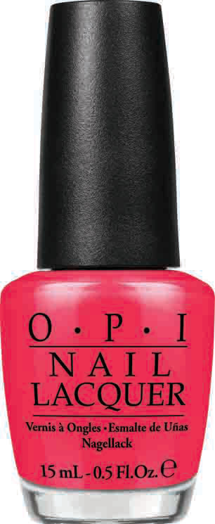 A Definitive Moust Have, OPI