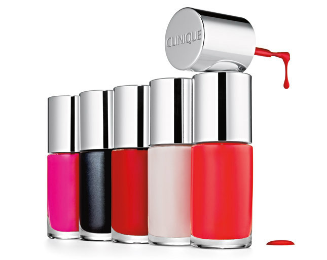 A Different Nail Enamel for Sensitive Skins by Clinique