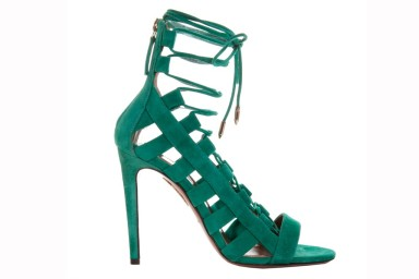 Aquazzura Resort 2014 Collection