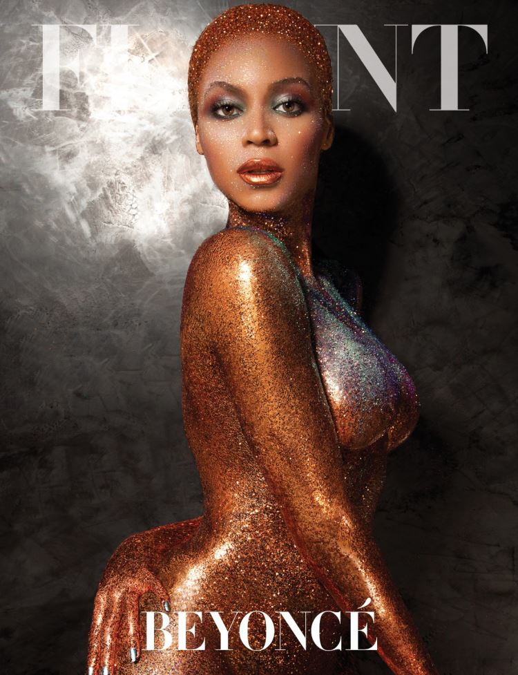 Beyoncé by Tony Duran for Flaunt Magazine July 2013