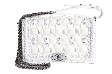 Chanel Accessories Collection Resort 2014 PHOTO BY KYLE ERICKSEN