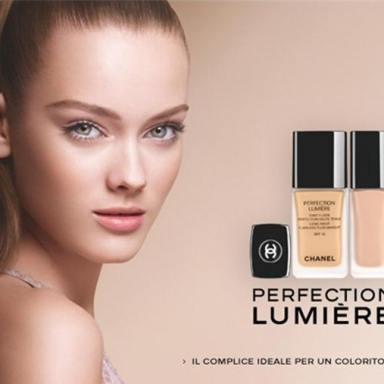 Chanel Beauty Fall/Winter 2013-2014 Ad Campaign