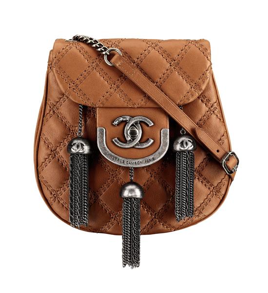 Chanel Paris - Edinburgh Accessories CollectionChanel Paris - Edinburgh Accessories Collection