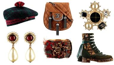 Chanel Paris - Edinburgh Collection