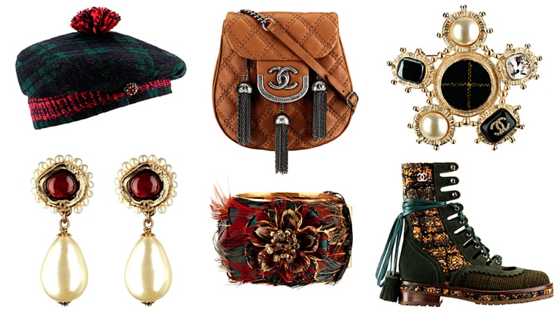 Chanel Paris – Edinburgh Accessories Collection | the ...