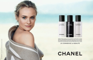 Diane Kruger for Chanel Resynchronizing Collection
