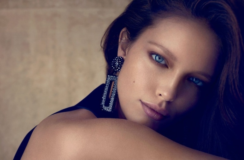 Emily DiDonato by Miguel Reveriego for Vogue Spain August 2013