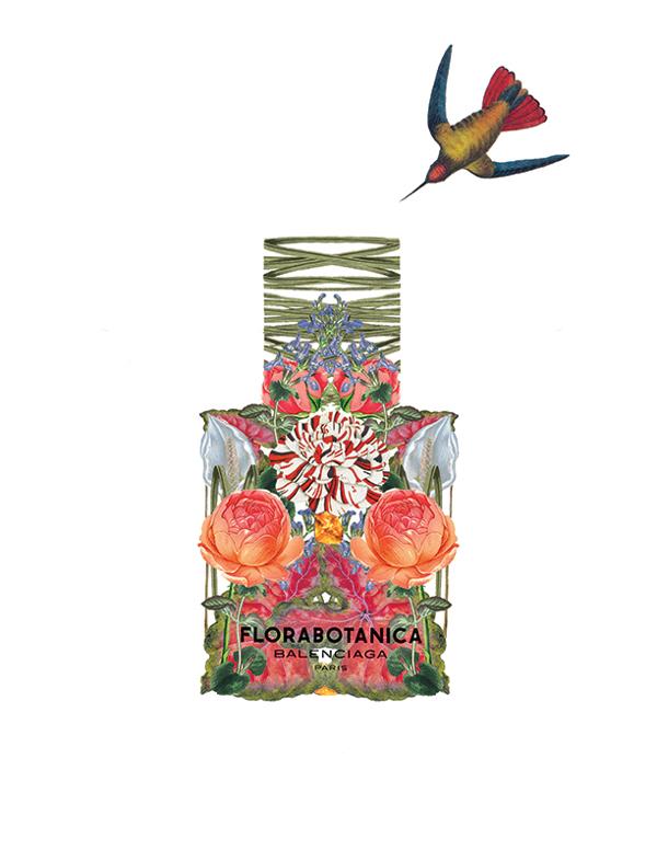 """Floral Alchemy"" by Sixto-Juan Zavala for Highlife Shop Magazine"