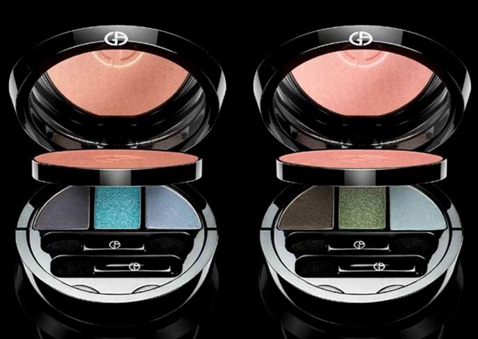Giorgio Armani Fall 2013 Makeup Collection