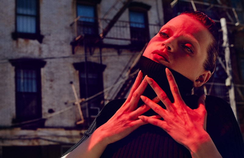 Guinevere van Seenus by Txema Yeste for Numéro China #31 August 2013