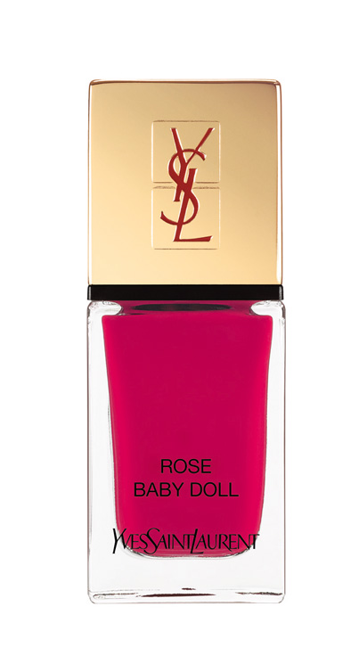 La Laque Couture Baby Doll, YSL