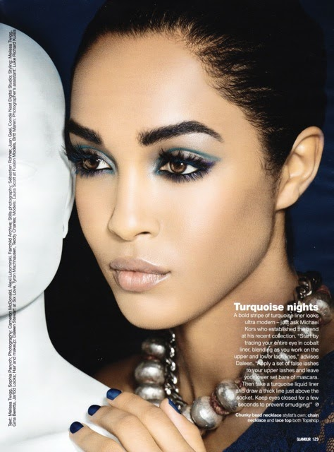 Laura Scott for Glamour Magazine Capetown