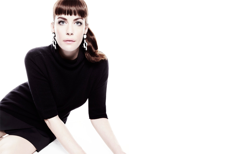 Liv Tyler by Miguel Reveriego for The Edit July 11, 2013