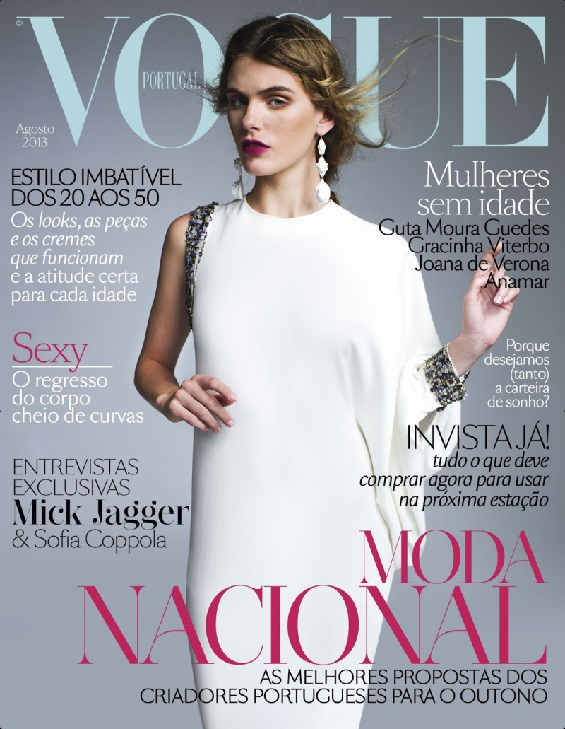 Madison Headrick By Marío Principe For Vogue Portugal August 2013