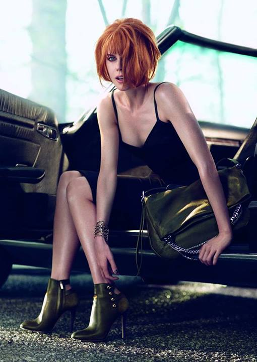Nicole Kidman for JIMMY CHOO Fall/Winter 2013.2014 Ad Campaign