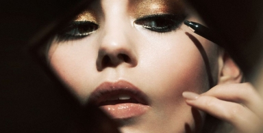 Ondria Hardin by David Sims for Marc Jacobs Beauty Campaign