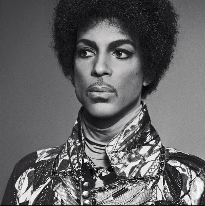 Prince by Inez & Vinoodh for V magazine Fall Preview 2013