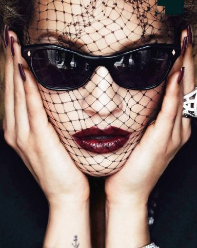 Rita Ora by Mariano Vivanco for GQ UK August 2013