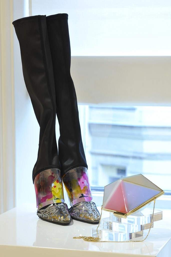 "Roger Vivier ""Rendez-Vous"" Collection Spring 2014"