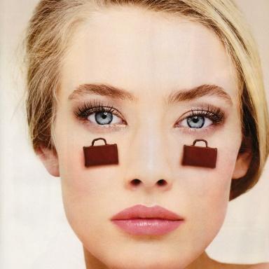 Rosanne Swart-Doosje By Sabine Villiard for Vogue Thailand July 2013 Beauty Supplement