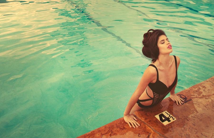 Sara Sampaio By Squiz Hamilton For Es Magazine 2013