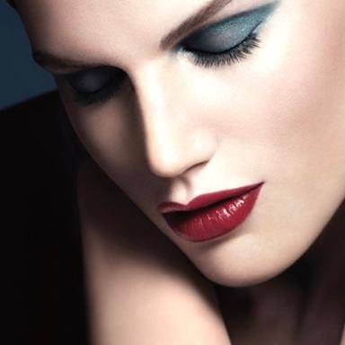 Saskia de Brauw for Giorgio Armani Fall 2013 Makeup Collection