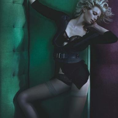 Sigrid Agren by Benjamin Lennox for Numéro #145 August 2013