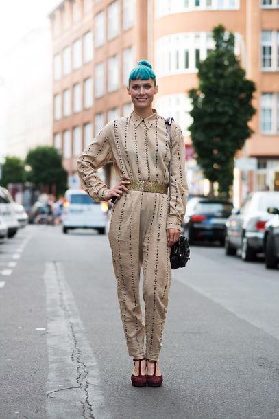 Street Style at  Berlin Fashion Week July 2013  © Søren Jepsen (The Locals)