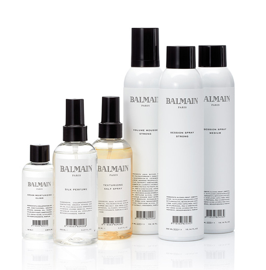 Styling Line, Balmain Hair