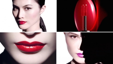 Sui He For Lacquer Rouge Collection by Shiseido