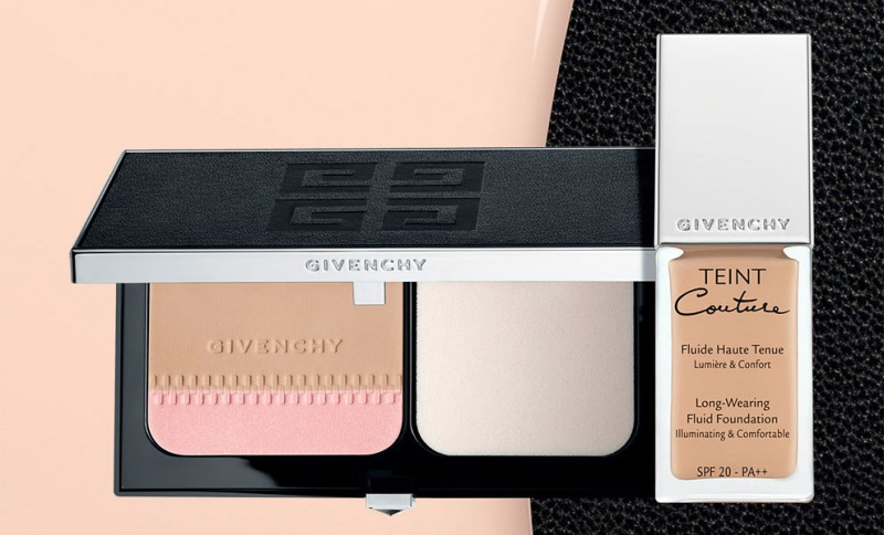 Teint Couture Foundation & Compact Powder by Givenchy