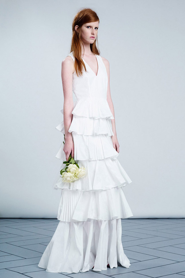 The first wedding collection from Viktor & RolfThe first wedding collection from Viktor & Rolf