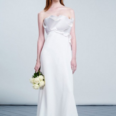 The first wedding collection from Viktor & Rolf